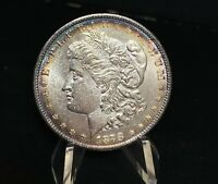 1878 CC MORGAN ONE DOLLAR SILVER S$1 COIN   I