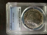 1881 O MORGAN SILVER DOLLAR MINT STATE 63 PCGS