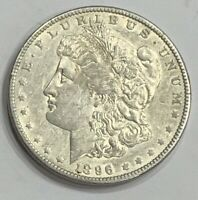 1896 O MORGAN SILVER DOLLAR ESTATE SALE