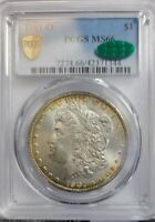 1901 O $1 PCGS MINT STATE 66  CAC