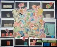 COLLECTION OF REVENUE AND TAXPAID REVENUE STAMPS