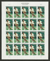 US 4803A ALTHEA GIBSON MNH TENNIS IMPERF