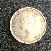 1860 GROAT IN VERY NICE CONDITION.