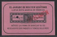 PRIVATE DIE PROPRIETARY MEDICINE TRADEMARK STAMP BARCLAY AND