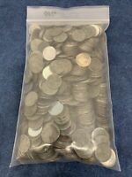 LOT OF 700 STEEL LINCOLN WHEAT CENT PENNIES $7 FACE VALUE MI