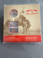 2014 ROYAL CANADIAN MINT 25 CENT 100TH ANNIVERSARY OF THE CALGARY STAMPEDE COIN