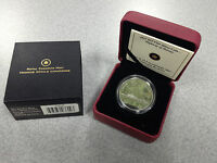 2011 ROYAL CANADIAN MINT $10 FINE SILVER COIN: HIGHWAY OF HEROES