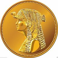2010 EGYPT  COINS UNCIRCULATED CONDITIONS QUEEN CLEOPATRA  50 PIASTERS