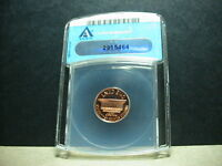 1990 S ANACS PF 68 DCAM LINCOLN MEMORIAL CENT