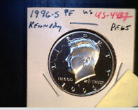1996 S KENNEDY HALF DOLLAR HIGH GRADE PROOF US 4432