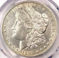 1893-O MORGAN SILVER DOLLAR $1 - PCGS EXTRA FINE  DETAIL EF.  DATE - CERTIFIED COIN