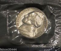 1981 P  5C JEFFERSON NICKEL UNCIRCULATED US MINT SEALED NICE.