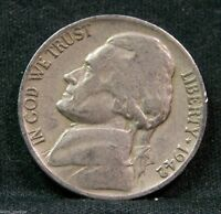 1942 D JEFFERSON NICKEL TYPE 1 OVER 700 SOLD  FREE SHIP