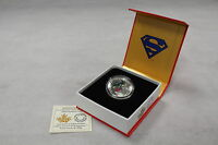 2014 ROYAL CANADIAN MINT   $10 SILVER COIN: SUPERMAN   ACTION COMICS 1  1938
