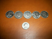 KENNEDY HALF DOLLAR MISC. LOT  1971,1974,1979,1985,1776 1976,QUARTER 1776 1976