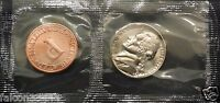 1987 P JEFFERSON NICKEL BRILLIANT UNCIRCULATED FREE US MINT COIN NICE.