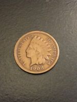 1908 INDIAN CENT