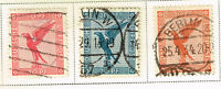 GERMANY AIRMAIL EAGLE  STAMPS 1934