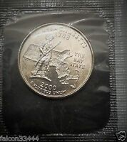 2000 P  25C MASSACHUSETTS QUARTER UNCIRCULATED SEALED BY US MINT NICE.