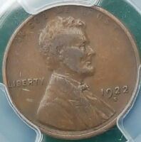 1922 D LINCOLN CENT  PCGS VF25 BN    TOUGH DATE