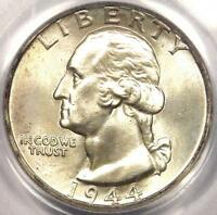 1944 D WASHINGTON QUARTER 25C   PCGS MS67 CAC    IN MS67 CAC GRADE