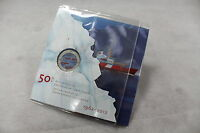 2012 ROYAL CANADIAN MINT   $0.25 COIN: 50TH ANNIVERSARY OF CANADIAN COAST GUARD