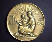 MEDALLIC ART COMPANY   THE SOCIETY OF MEDALISTS   BRONZE MEDAL 19   1939