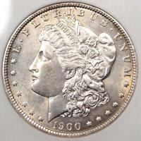 1900 O VAM 29A MORGAN SILVER DOLLAR   ANACS AU53    VAM   $600 VALUE IN AU