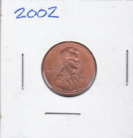 2002 LINCOLN CENT