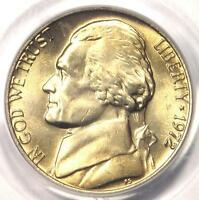 1972 JEFFERSON NICKEL 5C COIN   PCGS MS66 FS    IN MS66 FS   $235 VALUE
