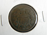 1870 TWO- CENT