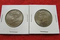 2013 P AND D KENNEDY HALF DOLLAR COIN SET