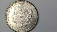 1883 CC CARSON CITY MINT SILVER MORGAN DOLLAR