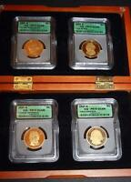 2007-S ICG PR 70 DCAM PRESIDENTIAL SET IN DISPLAY BOX - BOX SCRATCHES