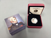 2013 ROYAL CANADIAN MINT $4 SILVER COIN: WAR OF 1812   DE SALABERRY