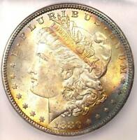 1880 MORGAN SILVER DOLLAR $1 1880 P. ICG MS65    DATE IN MS65   $710 VALUE