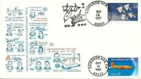 DUAL U.S DEPARTMENT OF THE AIR FORCE FDC & 1ST SUPERSONIC FLIGHT FDC, YEAGER