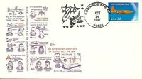 BELL X-1 FIRST SUPERSONIC FLIGHT FDC, CHUCK YEAGER, X-15 NEIL ARMSTRONG, X-24B