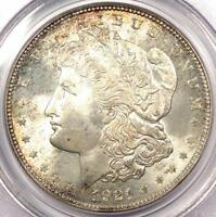 1921 D MORGAN SILVER DOLLAR $1   PCGS MS66    DATE IN MS66   $1,150 VALUE