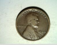 1922 D US WHEAT CENT CIRCULATED COPPER US 6308