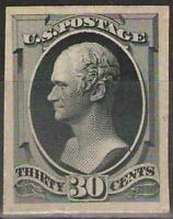 SC  166P4                 90C PERRY                  PLATE PROOF