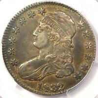 1832 CAPPED BUST HALF DOLLAR 50C O 113   PCGS XF45 EF45    CERTIFIED COIN