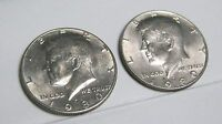 1980 P AND D KENNEDY HALF DOLLAR.ABOUT UN CIRCULATED AU