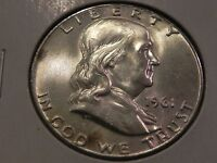 1961 D   FRANKLIN HALF DOLLAR