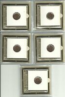 ONE   AUTHENTIC ANCIENT ROMAN BRONZE COIN. 1700 YEARS OLD. VARIOUS QUALITY