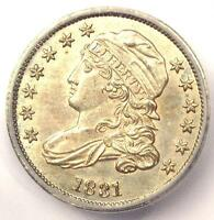 1831 CAPPED BUST DIME 10C. CERTIFIED ICG MS61    BU UNC COIN   $840 VALUE