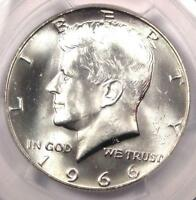 1966 KENNEDY HALF DOLLAR 50C COIN   PCGS MS66    IN MS66   $625 VALUE