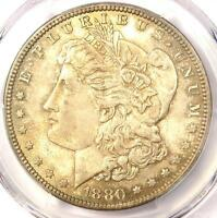 1880 MORGAN SILVER DOLLAR $1 1880 P. PCGS MS64 PQ    DATE