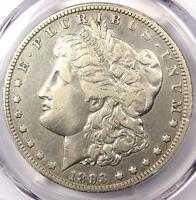 1893-O MORGAN SILVER DOLLAR $1 - PCGS VF20 PQ -  KEY DATE - CERTIFIED COIN