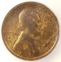 1922 NO D STRONG REVERSE LINCOLN WHEAT CENT 1C - ICG G6 -